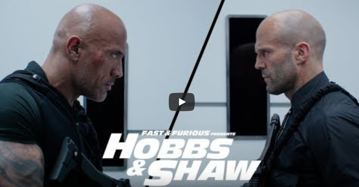 Preview Film Fast & Furious by Hobbs and Shaw Bioskop Agustus 2019