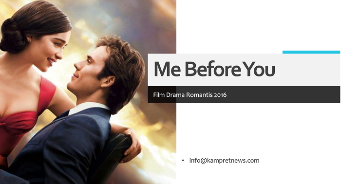 film drama romantis me before you